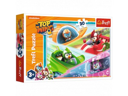 Trefl puzzle Top Wing 30 dielikov