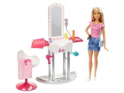 Mattel Barbie - Kaderníctvo - set s bábikou