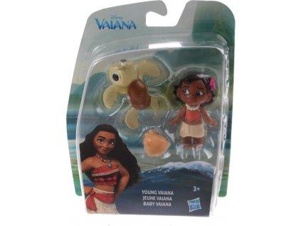 Hasbro figúrka malá Vaiana a korytnačka