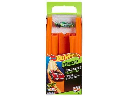 Hot Wheels Track Builder  Straight track + auto