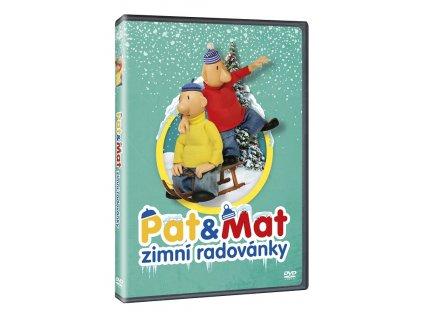 DVD - Pat a Mat: Zimní radovánky