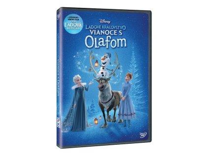 DVD Film - Vianoce s Olafom