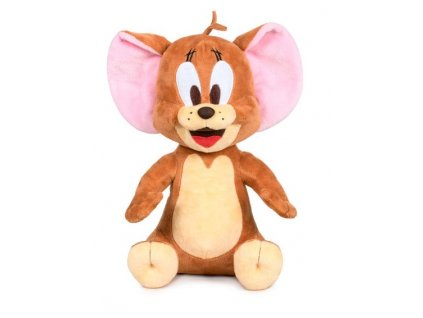 Tom a Jerry: Plyšový Jerry 28 cm