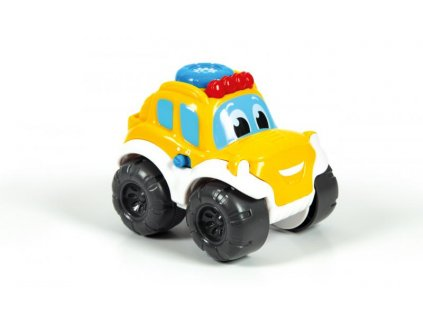 Clementoni Autíčko Jeep Safari na natiahnutie