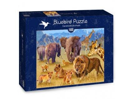 Bluebird puzzle Savana 1500 dielikov