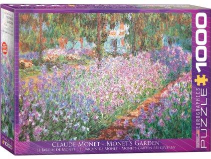 Eurographics puzzle Monetova záhrada 1000 dielikov