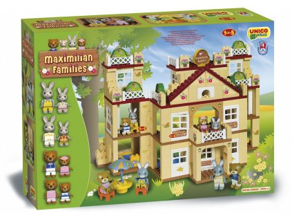 Unico Plus Maximilian Families Grandhotel 296 ks