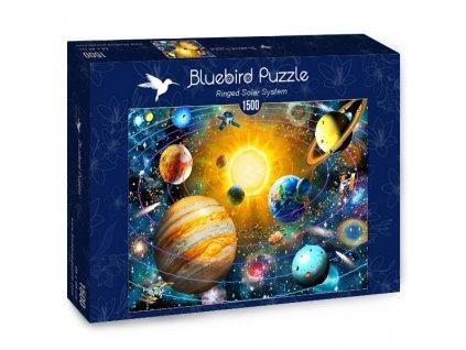 Bluebird puzzle Slnečná sústava 1500 dielikov