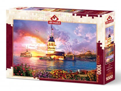 Art Puzzle Maiden's Tower 1000 dielikov