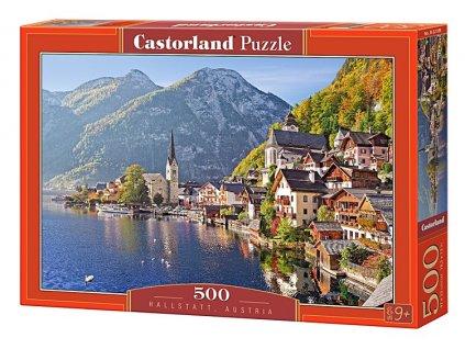 Castorland puzzle Hallstatt 500 dielikov