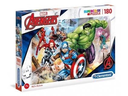 Clementoni puzzle Marvel Avengers 180 dielikov