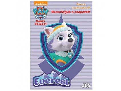 Pracovný zošit Predstavujeme tím - Everest (s nálepkami)