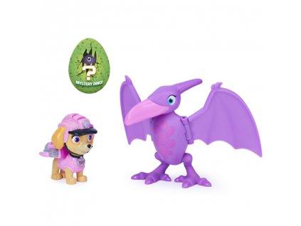 Paw Patrol - Dino rescue figúrka Skye a pterodaktyl