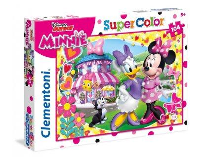 Clementoni puzzle Minnie a Daisy 104 dielikov