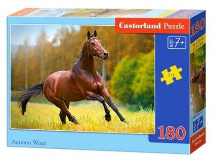 Castorland puzle Cválajúci Koník - 180 dielikov