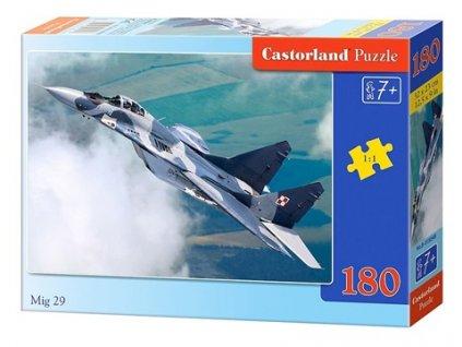 Castorland puzle MiG 29 - 180 dielikov