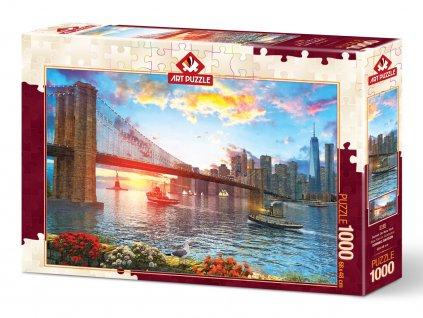 Art puzzle New York 1000 dielikov