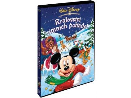 DVD - Království zimních pohádek
