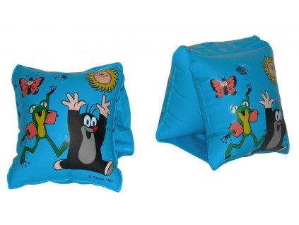Wiky - Detské rukávniky Krtko (modré)
