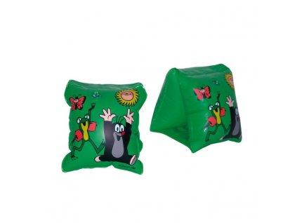 Wiky - Detské rukávniky Krtko (zelené)