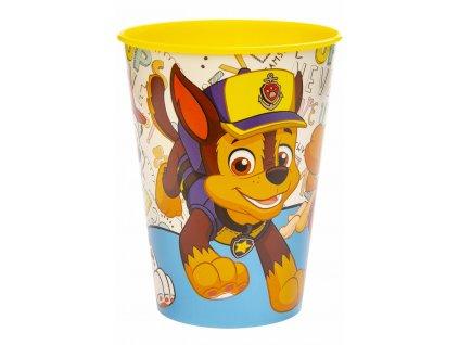 LG Import detský pohár Paw Patrol 260 ml (žltý)