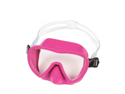 Bestway Potápačské okuliare detské ružové