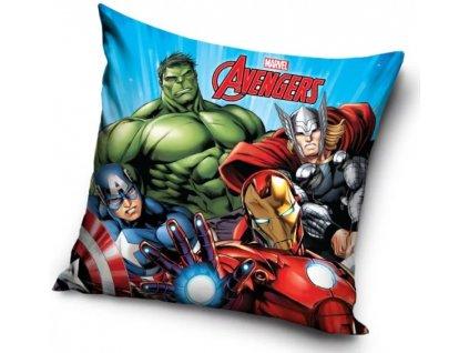 Carbotex vankúš Marvel Avengers 40 x 40 cm