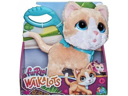 Hasbro FurReal Walkalots - Mačka so zvukom