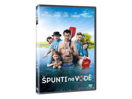 DVD Film - Špunti na Vode