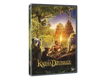 DVD Film Walt Disney - Kniha Džungle