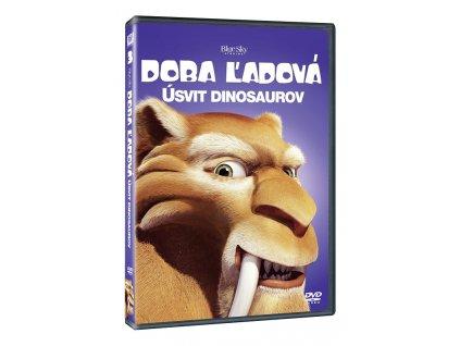 DVD Film - Doba Ľadová 3 Úsvit Dinosaurov