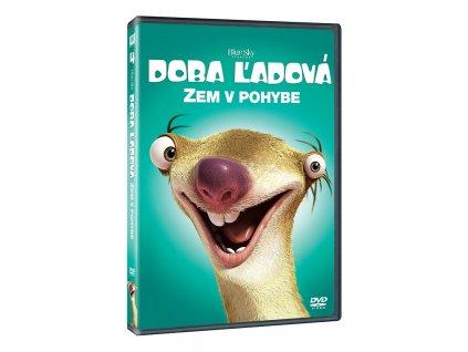DVD Film - Doba Ľadová 4 Zem v pohybe