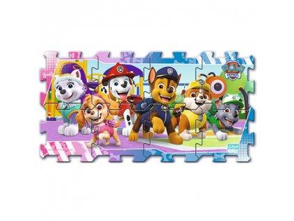 Trefl penové puzzle na podlahu - Paw Patrol 8 dielikov New