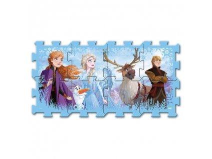 Trefl penové puzzle na podlahu - Frozen II. 8 dielikov