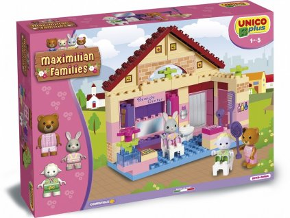 Unico Plus Maximilian Families Salón Krásy 80 ks