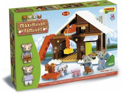 Unico Plus Maximilian Families - Farma 93 dielov