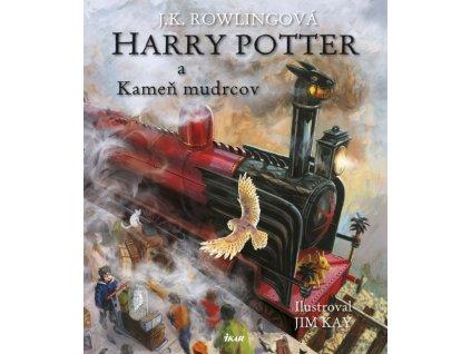 Harry Potter a Kameň mudrcov (ilustrované vydanie)
