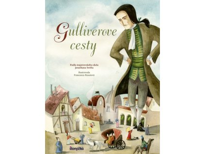 Gulliverove cesty -  Jonathan Swift