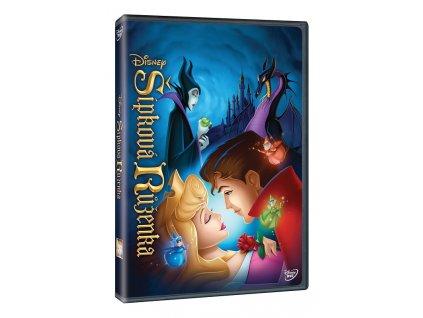 DVD Film - Šípková Růženka