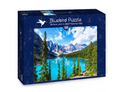 Bluebird puzzle Moraine Lake 1500 dielikov