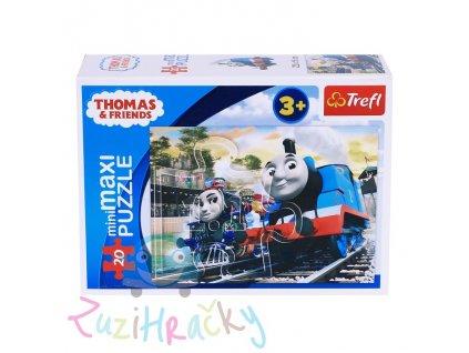 Trefl mini Maxi puzzle Tomáš 21073 20 dielikov