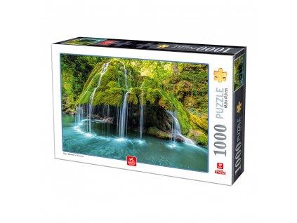 romania bigar waterfall puzzle 1000 d