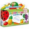 Roter Käfer Penové magnety - Ovocie a zelenina