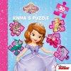 Sofia Prvá - Kniha puzzle - 30 dielikov