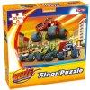 Tactic MAXI puzzle Blaze a monster autá 35 dielikov