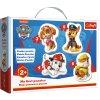 Trefl Baby puzzle Paw Patrol 4v1