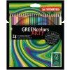 Stabilo Greencolors ARTY 24 farbičiek