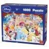 King puzzle Disney na ľade 1000 dielikov