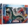 Trefl puzzle Spiderman - Prenasledovanie zločinca 160 dielikov