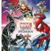 Marvel zbierka pribehov o